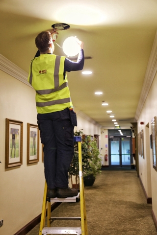 Commercial Electrical Services Naas