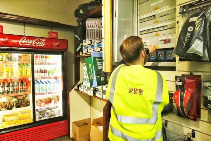 Commercial Electrical Services Laois