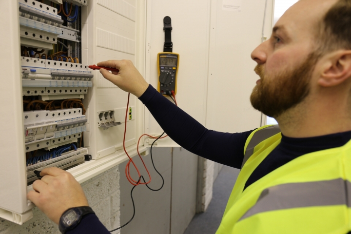 Electrical Inspection Laois
