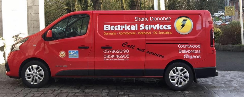 Electrical Services Laois